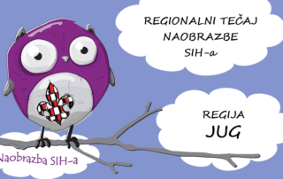 Regionalni tečaj Jug