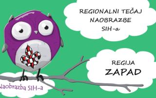 Regionalni tečaj Zapad